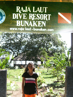 Raja laut resort bunaken - Raja laut dive resort ...