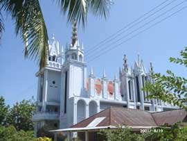 Church on Bunaken