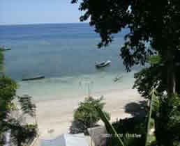 View to the Reef (Liang Beach, western part of Bunaken)